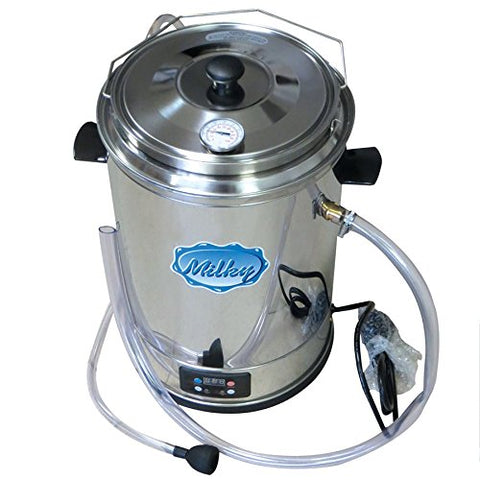 Milky 3-1/2-Gallon Pasteurizer