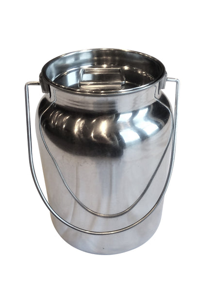 Stainless Steel Milk Can Totes