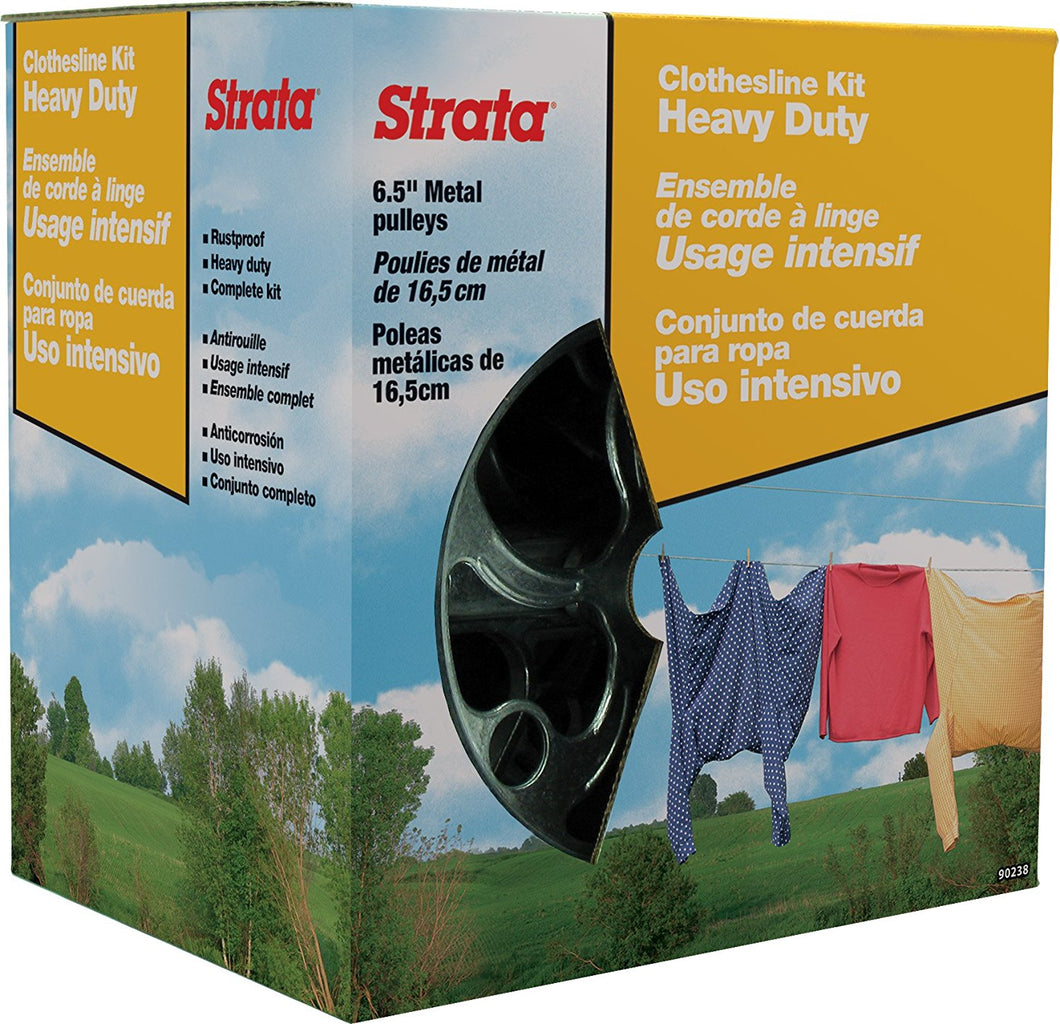 Strata Clothesline Kit Heavy Duty