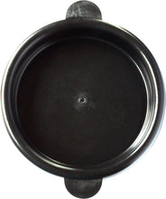 Black Rubber Lid for Transport & Collection Cans