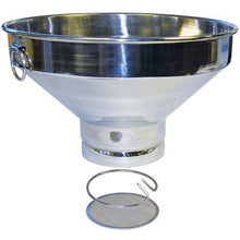 Large Stainless Steel Milk Strainer