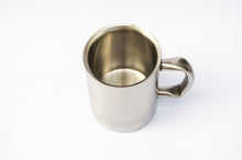 Double Wall Stainless Steel Coffee Mug