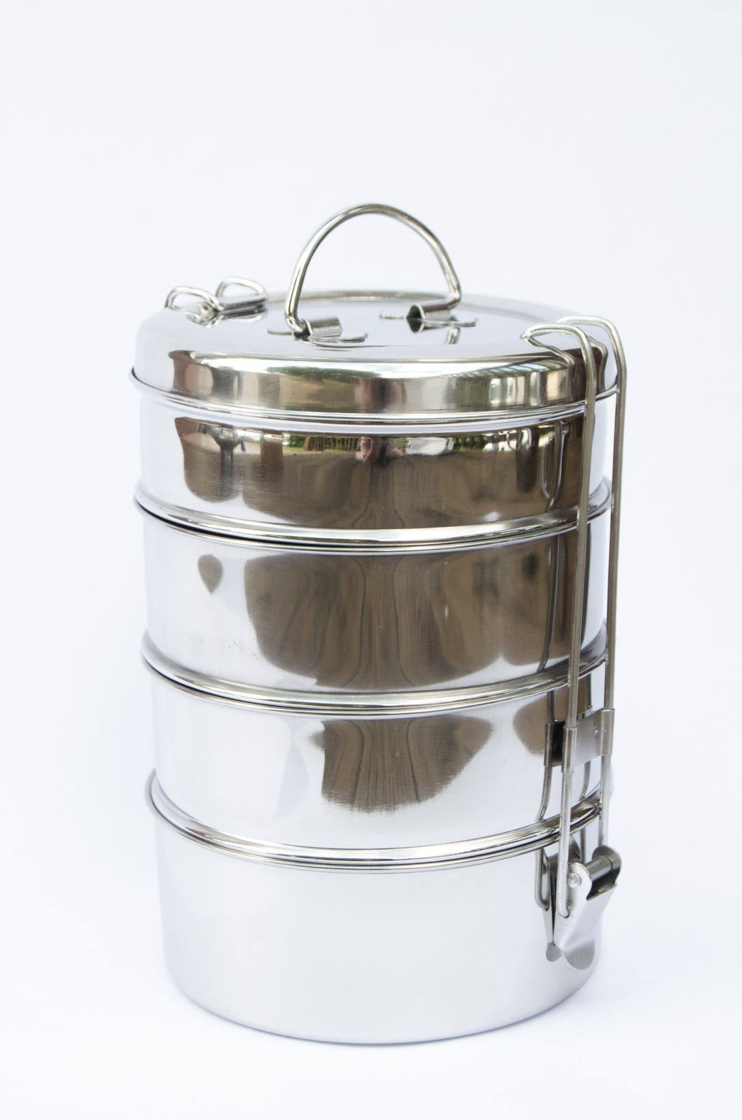 Stainless Steel Storage Tiffin, Lunch Box, Organizer