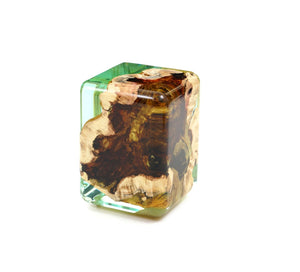 Osso Resin Cube - Naturalist USA