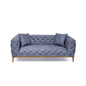 Tufted Fashion Sofa 2 Seater - Naturalist USA