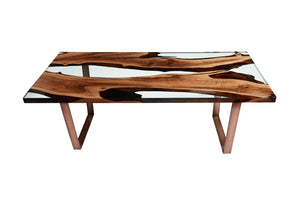 Hudson 220 Resin Dining Table - Naturalist USA