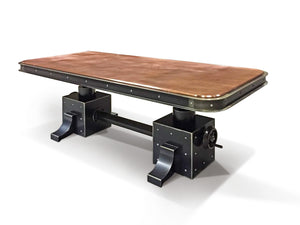 The Explorer Dining Table - Naturalist USA