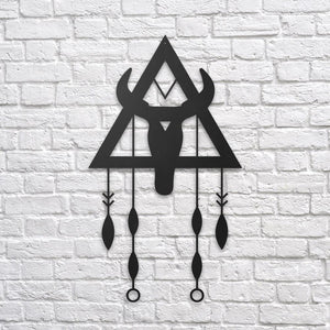 Manitu - Metal Wall Art
