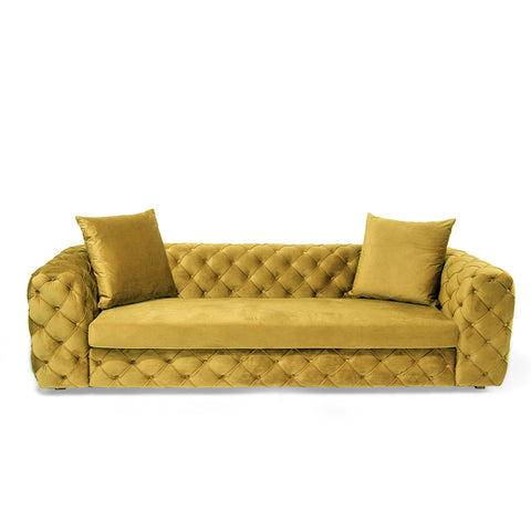 Tufted Zeus Sofa