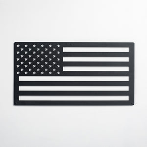 USA Flag - Wall Decor - Naturalist USA