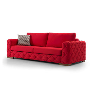 Tufted Sleeper Sofa