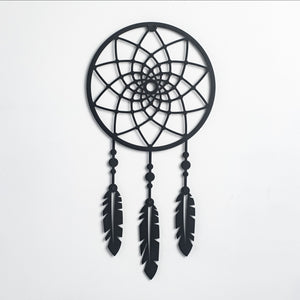 DreamCatcher - Metal Wall Art - Naturalist USA