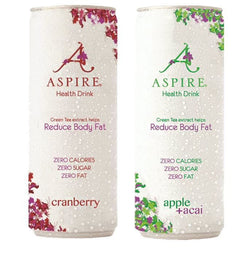 Aspire Energy Drinks (Various Flavors)