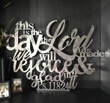 This is the Day the Lord Has Made - Psalm 118:24 Wall Art