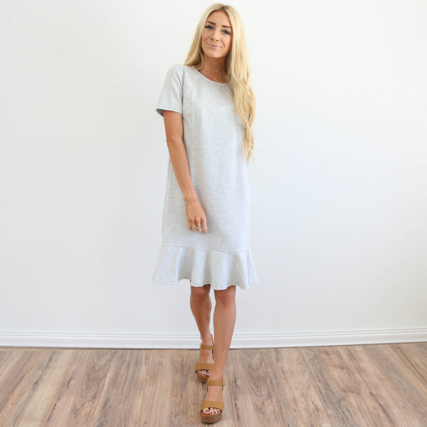 Tiara Ruffle Dress