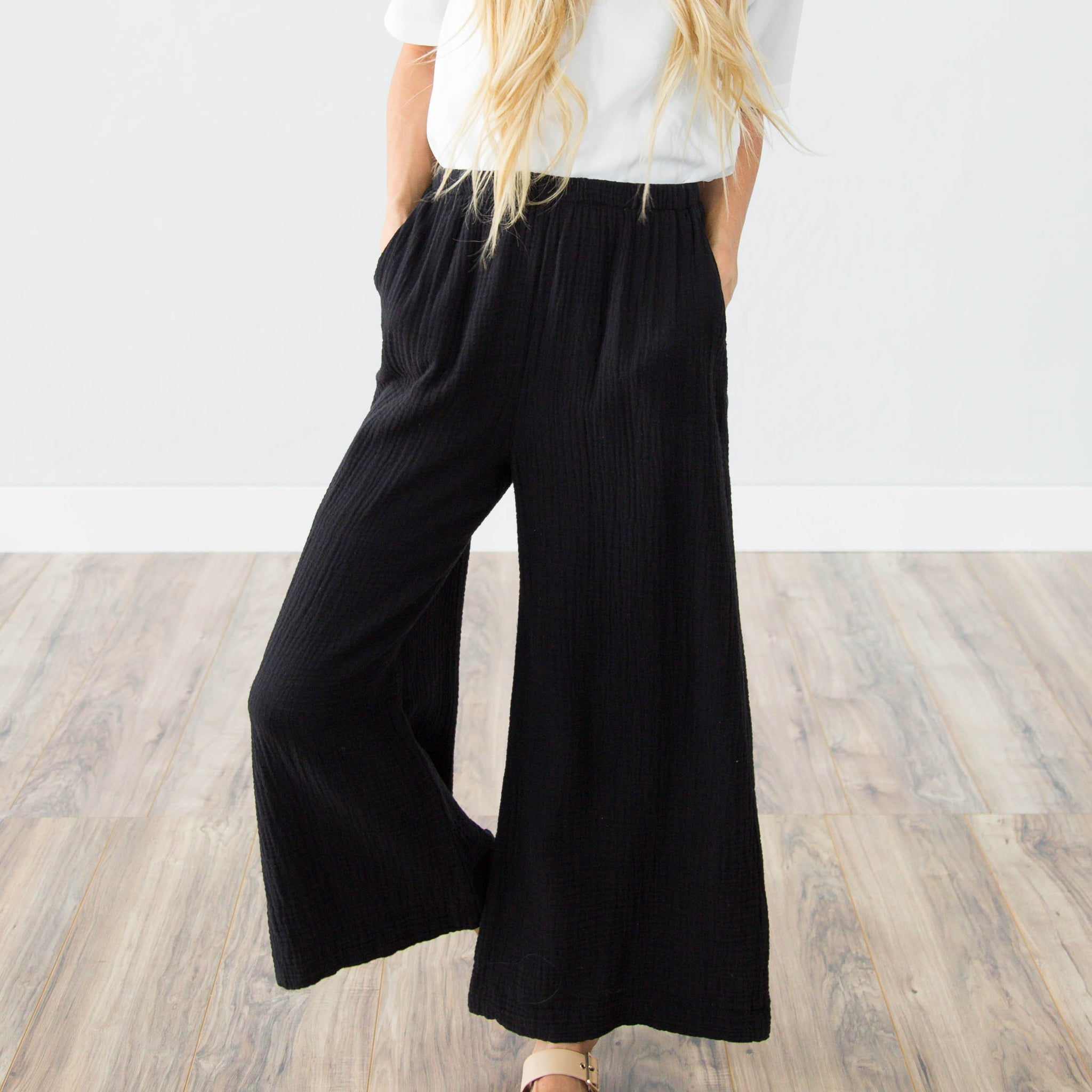 Desiray Black Pant