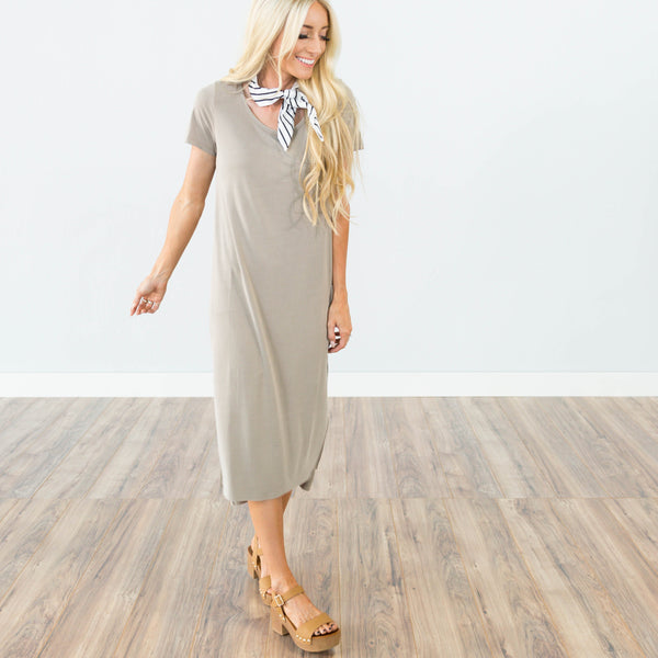 Nicole maxi Dress