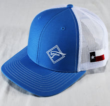 Load image into Gallery viewer, Sky Blue Diamond F Mesh Hat