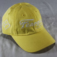 Load image into Gallery viewer, Yellow Adjustable Unstructured Hat