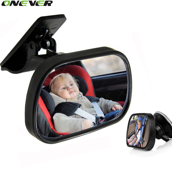 Baby Car Mirror, View your infant in Back Seat