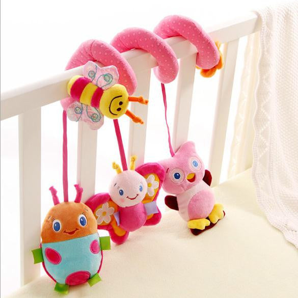 Hanging infant crib musical mobile - Free Shipping
