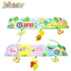 Cloth Book Bed Bumper for Babies - Free Shipping