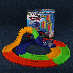 Magic Tracks Bend Flex Race Track - Free Shipping
