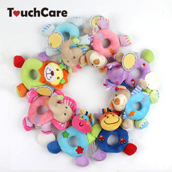 Newborn Cotton Hand Rattle - Free Shipping