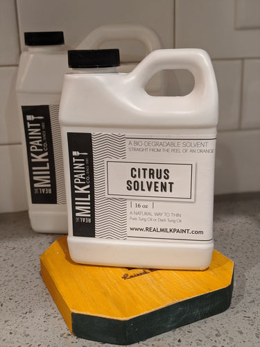 Citrus Solvent, The Real Milk Paint Co