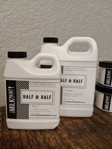 Half & Half, The Real Milk Paint Co.