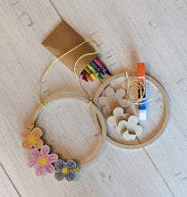 Flower Wreath Kit