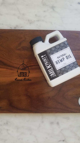 Real Milk Paint Hemp Oil