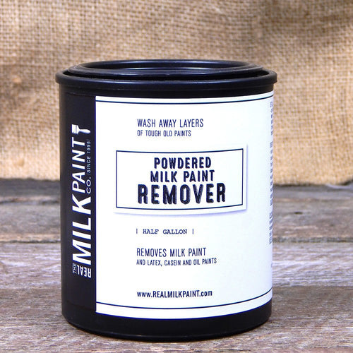 Powdered Milk Paint Remover, Half Gallon