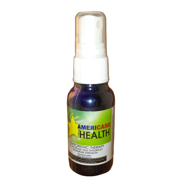 Americare Homeopathic Oral Spray