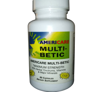 Americare Multi-Betic for Diabectics