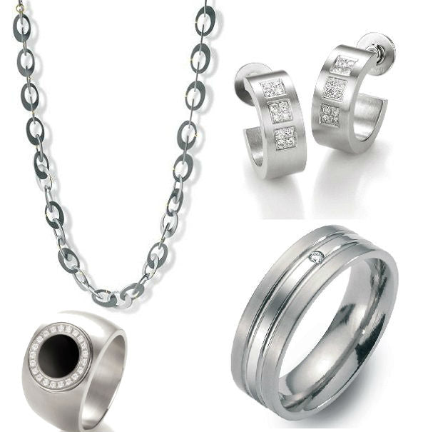 Why Is Titanium Jewelry Becoming Popular in The Market Today?