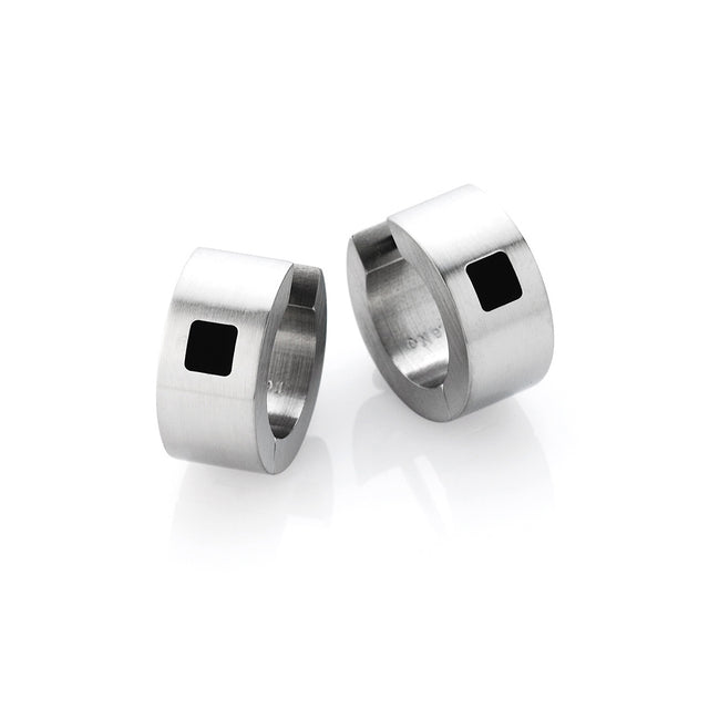 034.1000.d1 TeNo Stainless Steel Earrings