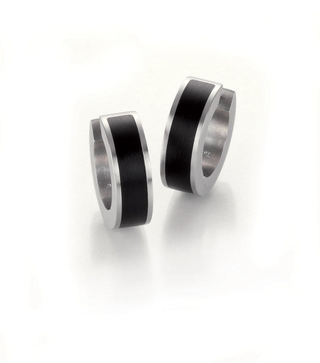 034.1400.d30 TeNo Stainless Steel Earrings