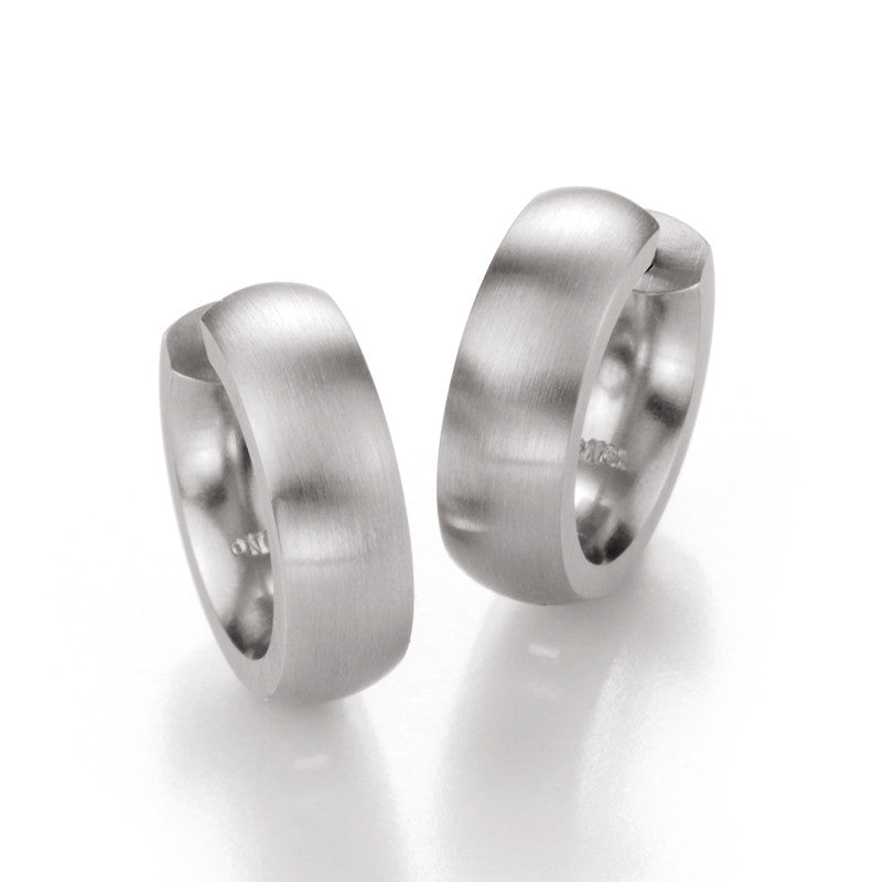 039.4600 TeNo Stainless Steel Earrings