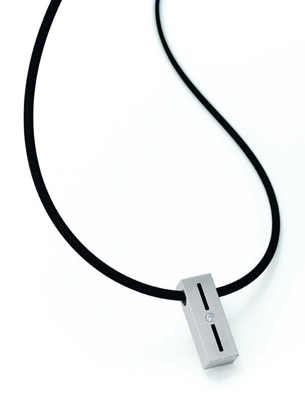 044.0914.D24 TeNo Stainless Steel Pendant
