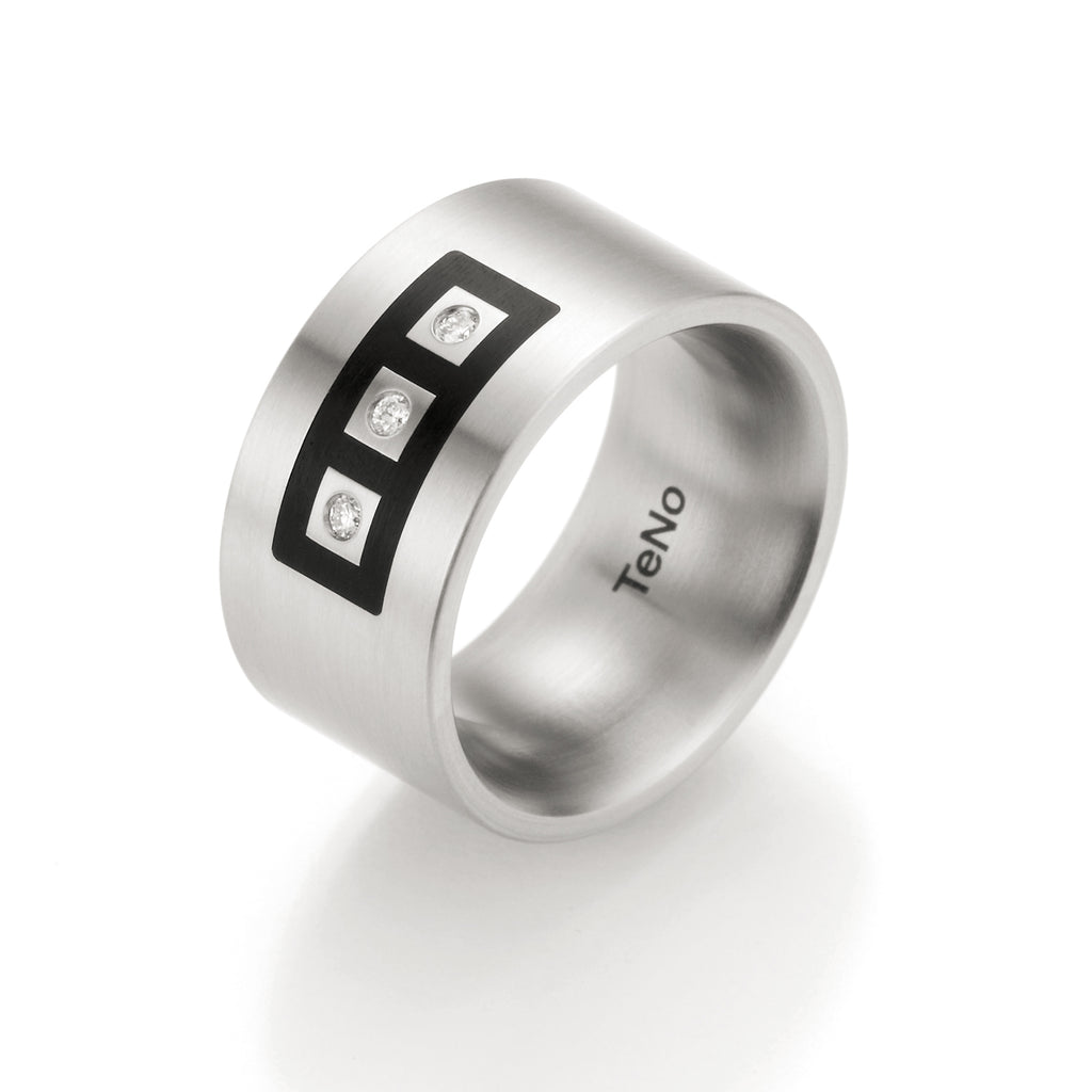 064.12S01 TeNo Stainless Steel Ring