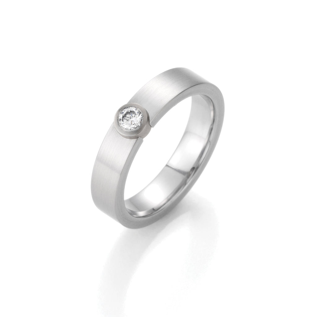 069.18Z17 TeNo Stainless Steel Ring