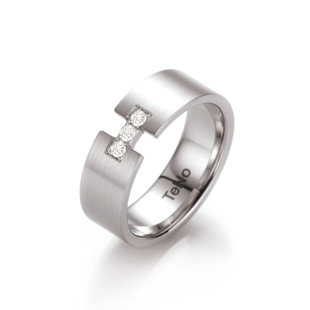 069.22P23 TeNo Stainless Steel Ring
