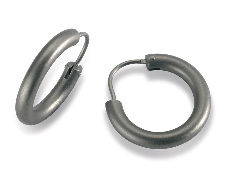 23580-01 TeNo Titanium Earrings