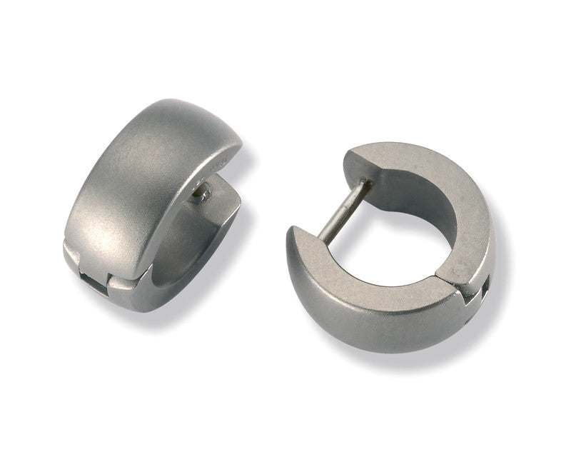 23912-01 TeNo Titanium Earrings