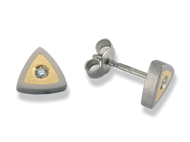 23983-01 TeNo Titanium Earrings