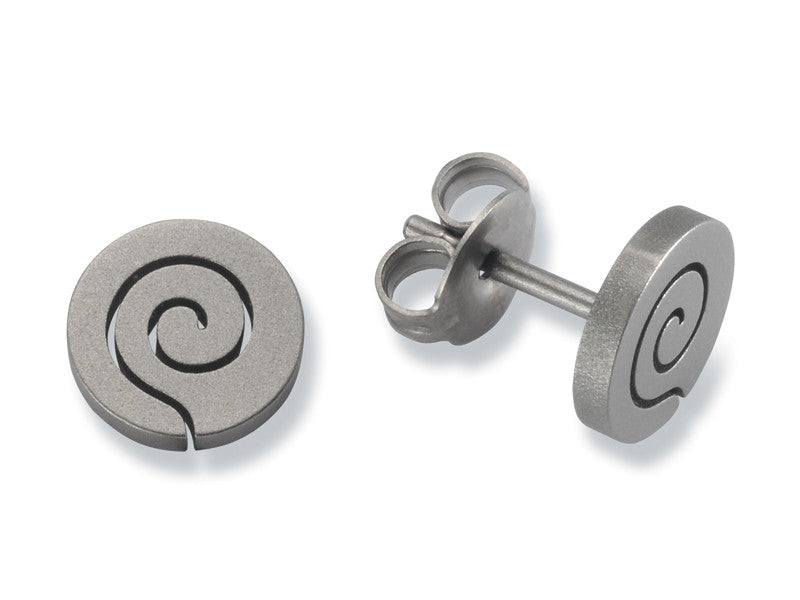 24317-01 TeNo Titanium Earrings