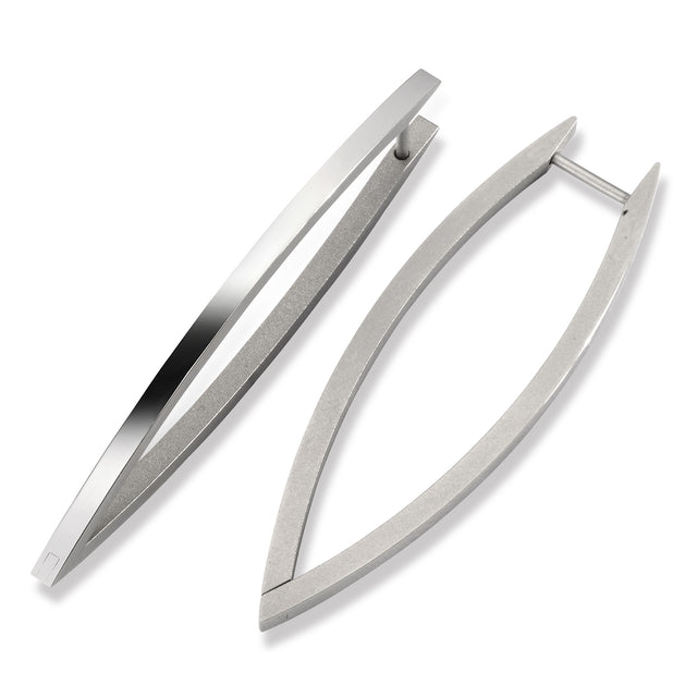 24338-01 TeNo Titanium Earrings