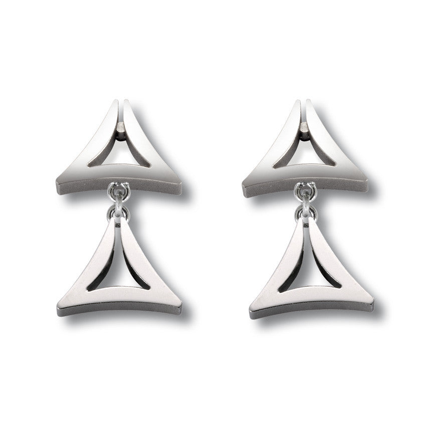 24399-01 TeNo Titanium Earrings