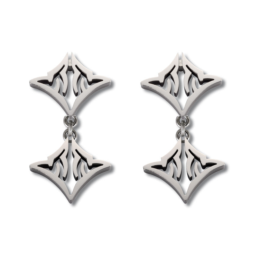 24401-01 TeNo Titanium Earrings